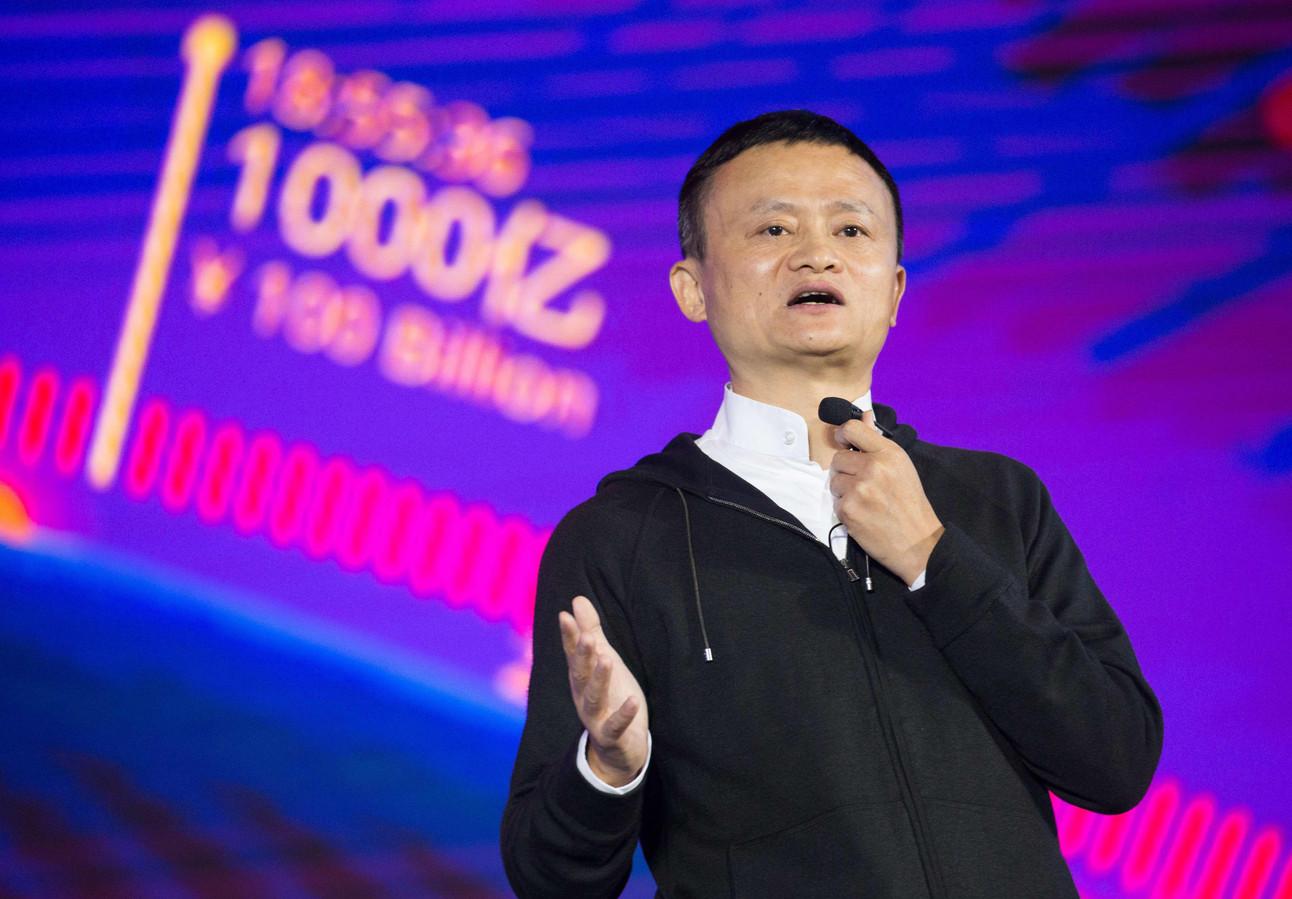 Ook de Chinese online-gigant Alibaba van Jack Ma moet meer gaan betalen voor het bezorgen van pakketjes in Europa en de VS.