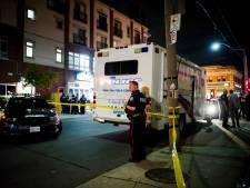 Vrouw doodgeschoten en 13 gewonden bij schietpartij in Toronto