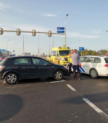 Tweede ongeval in twee dagen op kruising bij A12 in Bennekom