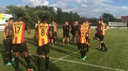 KV Mechelen wint eerste oefenpot. Swinkels, Castro en Storm voor het eerst in actie