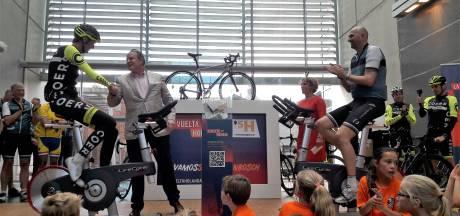 Iedereen juicht bij Vuelta in Den Bosch, behalve de PVV
