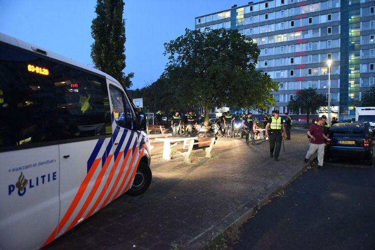 'Na arrestatie van de vloggers doofden de Utrechtse rellen'