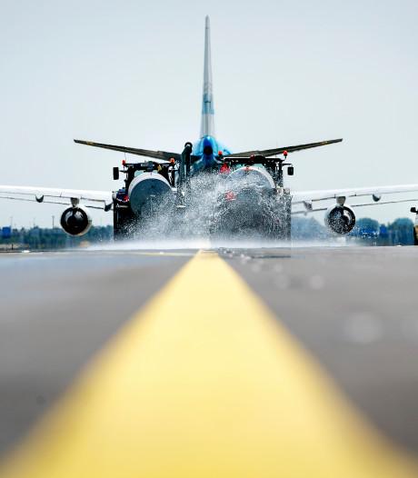 Schiphol wil vast percentage vluchten voor vrachtvervoer