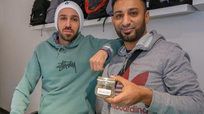 Skateshop verkoopt 'cannabis' als potpourri