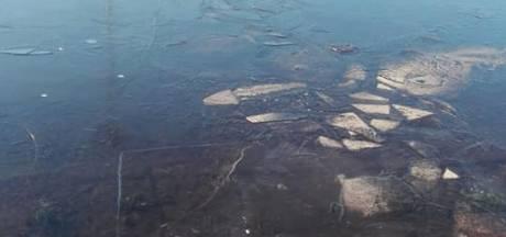 Onbekenden vernielen ijsbaan Schaats- en Skeelervereniging Rijssen