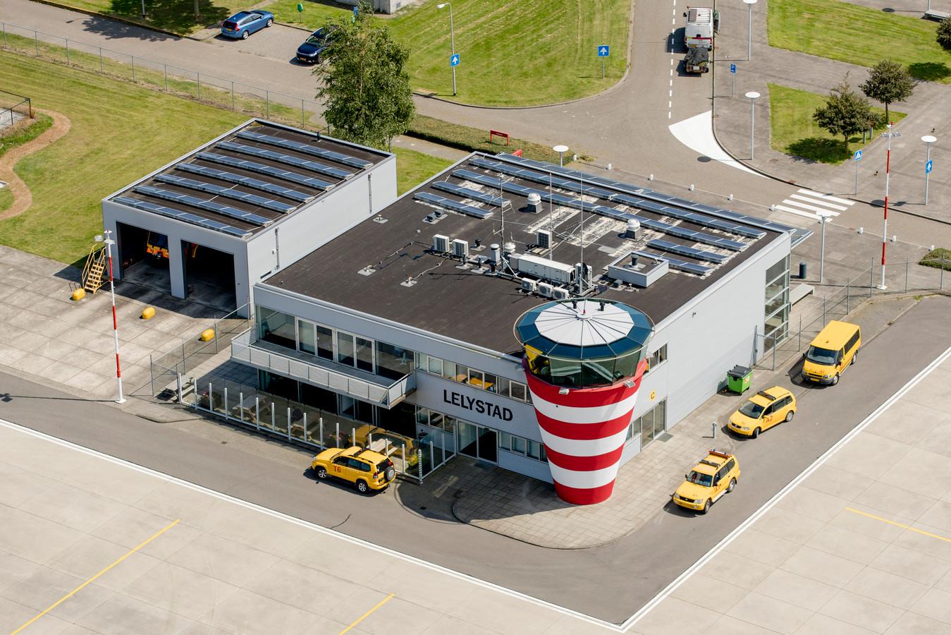 Lelystad Airport.