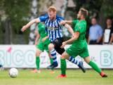 FC Eindhoven en Van der Sande moeten het doen met eretreffer: 'Ik ben volwassen geworden'