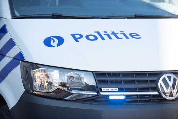 Illustratiefoto - De vrouw werd geflitst in Kluisbergen.