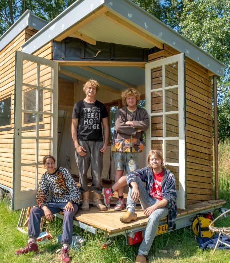 Binnenkort in Goes: wonen in een minihuisje