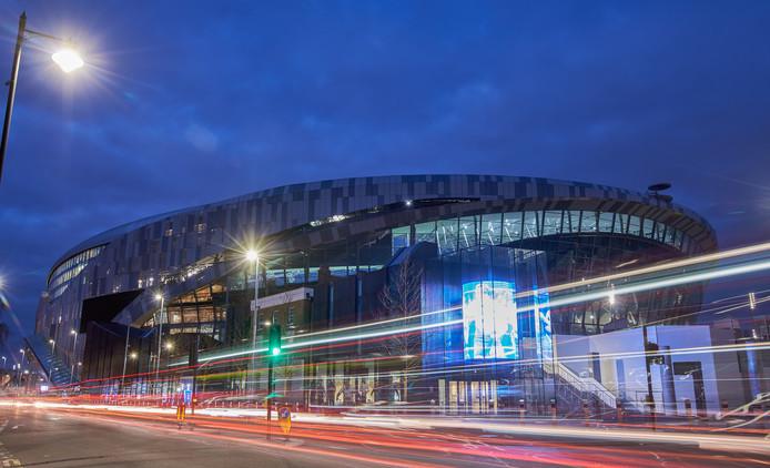 Het nieuwe White Hart Lane van Tottenham Hotspur.