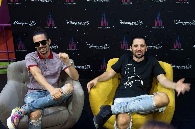 Dimitri Vegas en Like Mike zijn de artiestennamen van Dimitri en Michael Thivaios. Ze zijn van Griekse afkomst en groeiden op in Willebroek. In 2015 stonden zij nog op de eerste plaats in de DJ Mag Top 100.