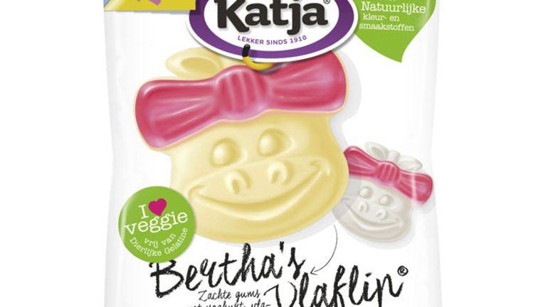 Berthas Vlaflip is natuurlijk, vegan en mierzoet. Beeld