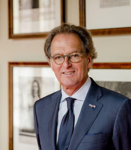 Dit doet Ton Rombouts in zijn laatste dagen als burgemeester van Den Bosch