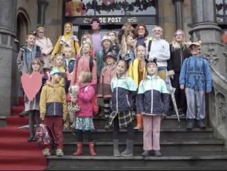 Voor wie nood heeft aan een positieve boodschap: kinderkoor De Goestedoenders brengt ode aan Gent in nieuwe videoclip