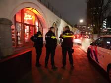 Melding wapengeweld bij bar in Rotterdam-Noord, geen slachtoffer gevonden