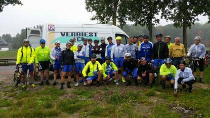 Start vierde werkingsjaar Wielertoeristenclub GS Bikers Tienen