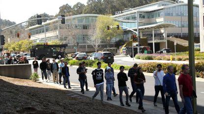 Drie gewonden bij schietpartij aan hoofdkantoor YouTube: vrouwelijke schutter uitgeschakeld