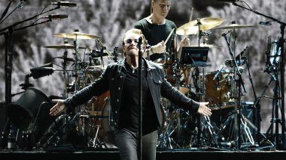 VIDEO: U2 breekt concert af nadat Bono stem verliest