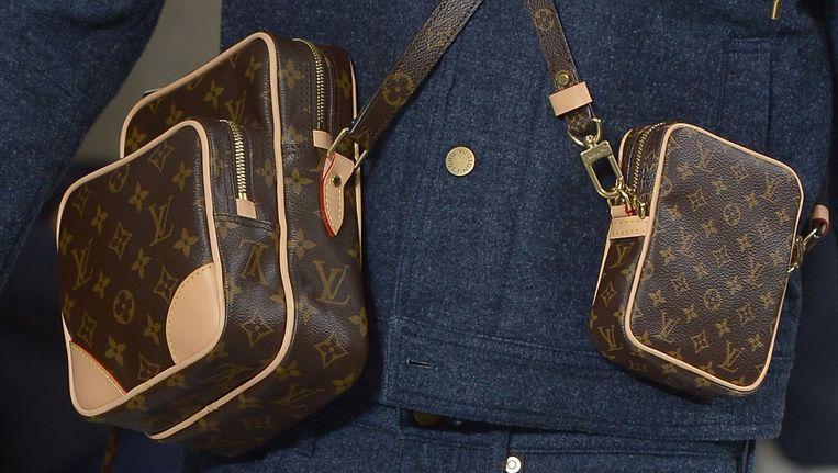 Tasjes van Louis Vuitton.