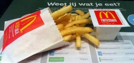 Voortaan groter bakje voor fritessaus bij McDonald's