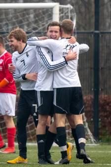 SML pakt VDZ in Arnhem-Noordderby, ook Eldenia en Arnhemse Boys succesvol in beker