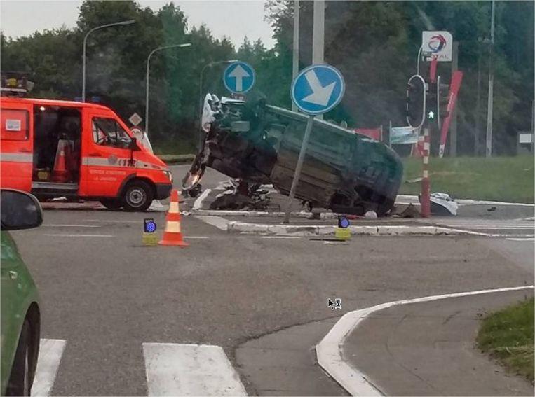 Twee vrienden van Florian Di Rupo stierven in het zware ongeval.