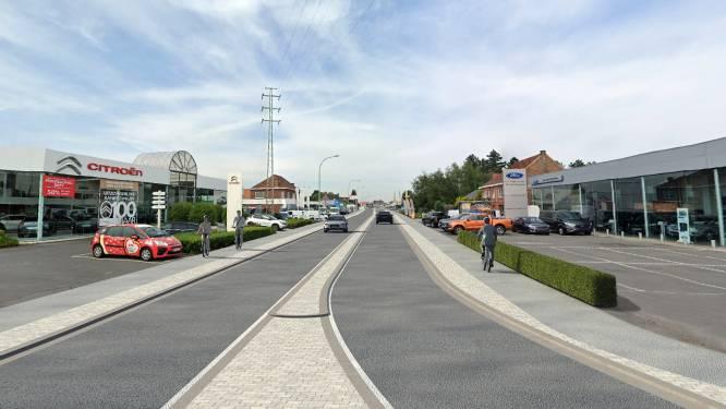Herinrichting Brakelsesteenweg met keerpunten in 2021 dan toch van start: Weg naar nieuw winkelcentrum ligt open
