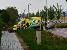 Man op bromfiets gewond bij aanrijding in Westervoort