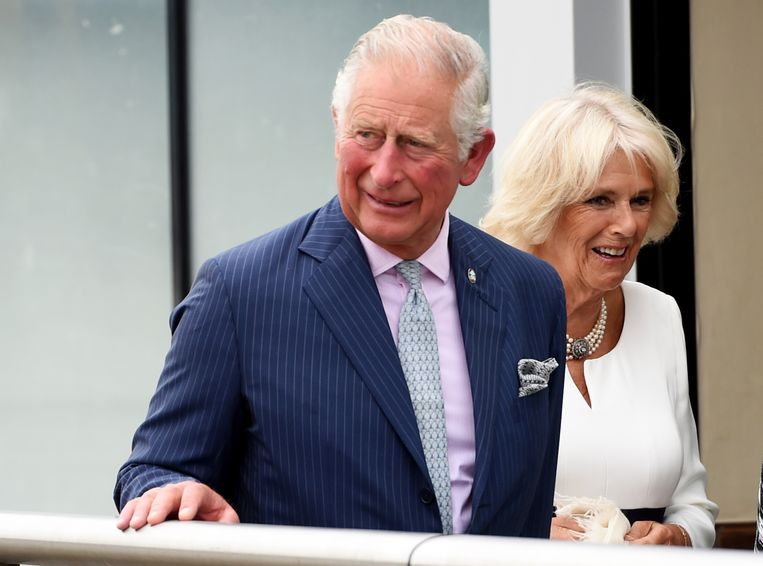 Charles, the Prince of Wales en Camilla, the Duchess of Cornwall.