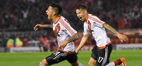 River Plate maakt zware uitnederlaag ongedaan door acht keer te scoren