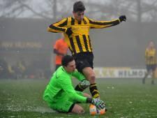 HVV Helmond sterkste in doelpuntrijke wedstrijd, trainer tegenpartij rept over 'competitievervalsing'