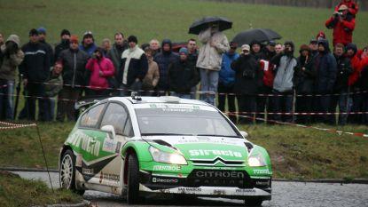 BK rally heeft nieuwe kalender: een onuitgegeven Rally van Ieper en een verrassende afsluiter van het seizoen