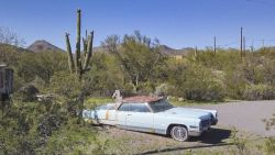 Blauwe Cadillac niet gelinkt aan moord op Sally Van Hecke