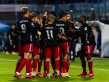 Feyenoord start met volle buit in Zwolle dankzij dubbelslag Berghuis