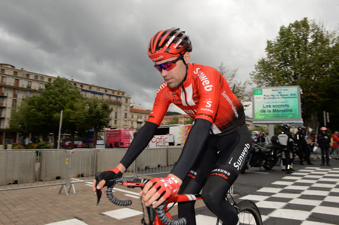 Tom Dumoulin.