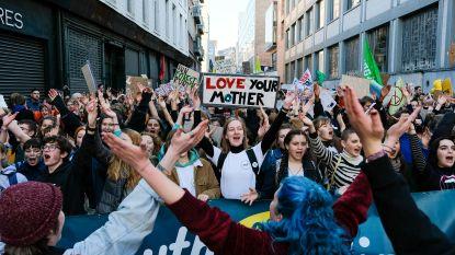 1.000 betogers op eerste klimaatmars van 2020