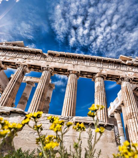 Atheners klagen over het groeiende toerisme