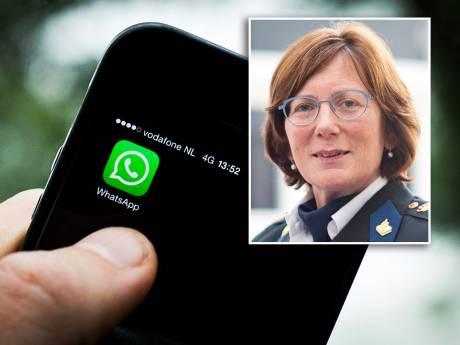 Explosieve toename WhatsAppfraude ook in Gelderland merkbaar: van 100 aangiften per week naar 100 per dag