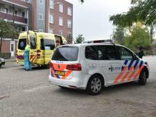 Vrouw aan hoofd gewond bij ongeluk in Neerbosch-Oost, bestuurder rijdt door
