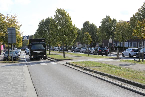 De controle vond vorig jaar plaats aan de Commissaris Neyskenslaan.