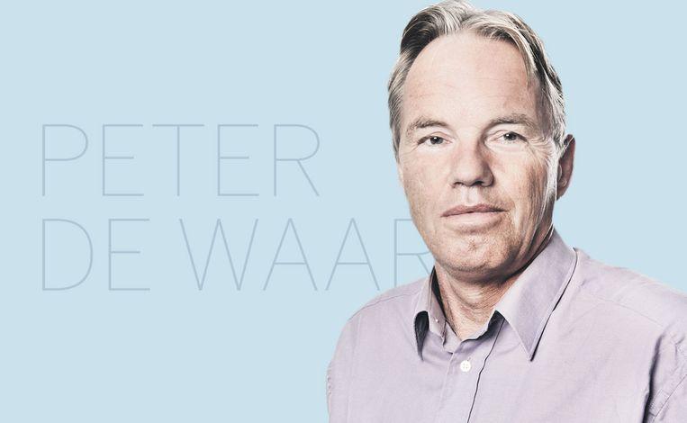 Peter de Waard. Beeld de Volkskrant