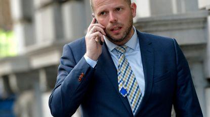 Theo Francken lijstduwer bij provincieraadsverkiezingen in Leuven