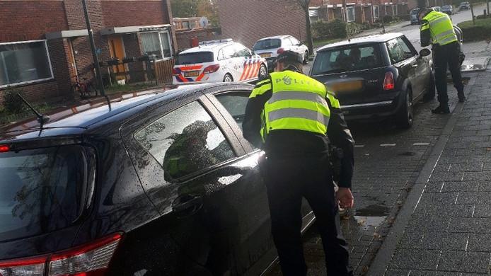 Verkeerscontroles in Bergen op Zoom en Halsteren
