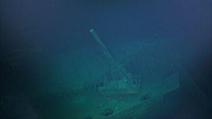 Vliegdekschip uit Tweede Wereldoorlog ontdekt op oceaanbodem