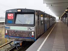 Wordt de oude Zilvermeeuw-metro een monument?