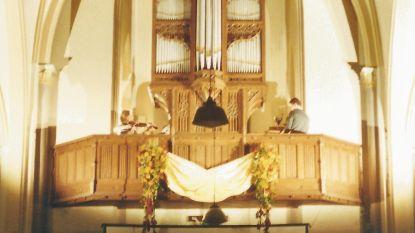 Vrij orgelpodium en tentoonstelling in Sint-Laurentiuskerk