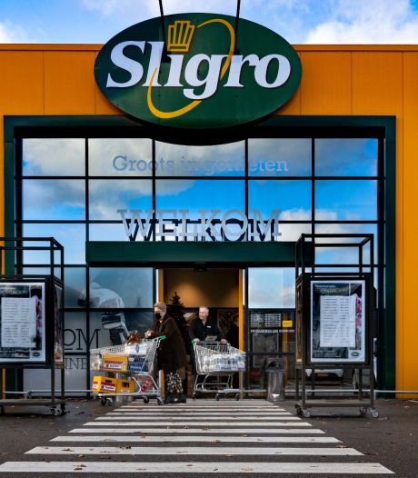 Sluiting horeca zit Sligro dwars