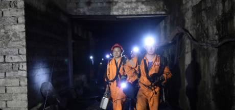 Opnieuw dodelijk mijnongeluk in China: 21 doden