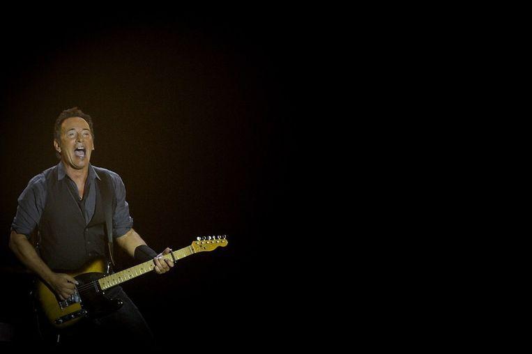 Bruce Springsteen Beeld afp