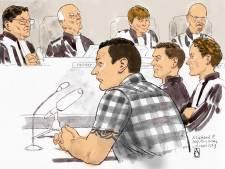 Michael P. hoort vandaag straf voor het verkrachten en doden van Anne Faber
